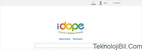 iDopeBest-Torrent-Sites