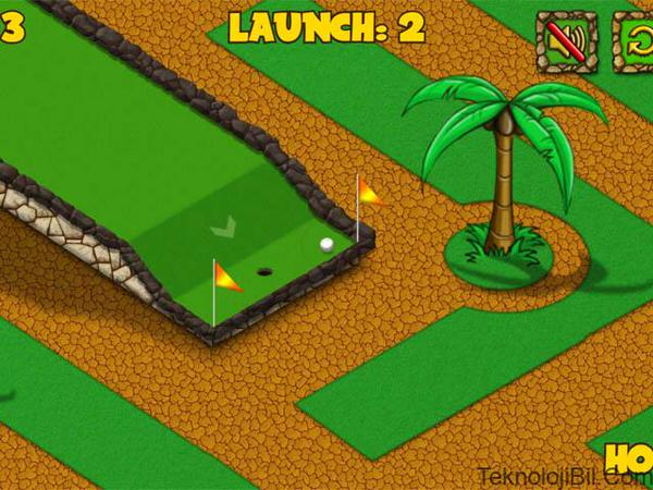 Mini Golf Simulator Screenshot 2