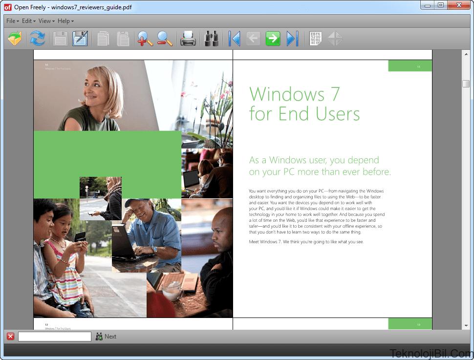 pdf açan program indir