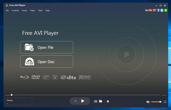 CineXPlayer HD – iPhone ve iPad için MKV Oynatıcı